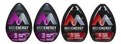 Energy Mio Liquid Water Enhancer Variety Pack