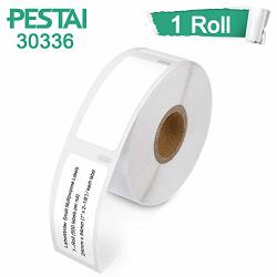 "1 Roll Dymo 30336 Compatible 1"" X 2-1 8"" Small Multipurpose Address Upc Barcode Labels For Dymo Labelwriter 450 450 Turbo 4XL & More"