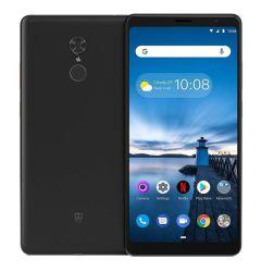 """Lenovo Tab V7 ZA4L 6.9"""" 4G LTE + Wi-fi Tablet - Onyx Black"""
