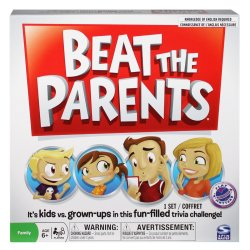 Spinmaster - Beat The Parents