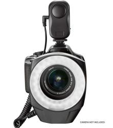Samsung NX3300 Dual Macro LED Ring Light flash Includes Necessary Adapters rings For Mounting