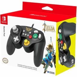 Hori - Battle Pad Gamecube Style Controller - Zelda Nintendo Switch