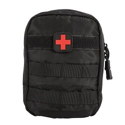 First Aid Bag-jlong Molle Medical Cover Outdoor Emergency Military Program Package Outdoor Travel Hunting Utility Pouch