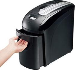 Kodak 8 Sheet Cross-cut Paper Shredder Big Pull-out Bin = Less Dumping Mess Double Life-span. Price-reduced