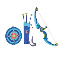 Archery Set With Lights & Targets