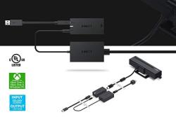 PerfectPromise Xbox One Kinect Adapter Xbox One Games Adapter Kinect 2.0 Power Supply Compatible With Xbox One S x Windows 10 PC