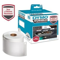 Dymo Lw Durable Shipping Labels 2 5 16 X 4 50 ROLL