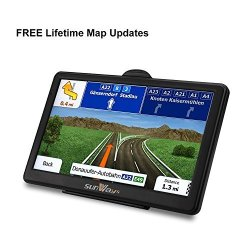 Car Band Gps Navigation For Car 7 Inch Car Gps Navigation System 8GB Touch  Screen Vehicle Gps Navigator With Lifetime Map Update | R2650 00 | Handheld