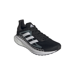 Adidas Men's Solar Glide St Running Shoes - Black