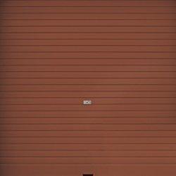 HYDRO Roll-up Garage Door Thunderstorm