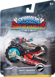Activision Skylanders Superchargers - Character Crypt Crusher Wave 1 For 3DS Wii Wii U Ios PS3 PS4 Xbox 360 & Xbox One