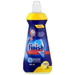 Finish Rinse Aid Lemon 400ml Cleaner
