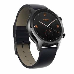 Ticwatch C2 Wear Os Smartwatch For Women With Build-in Gps Waterproof Nfc Payment For Ios And Android Black