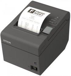 Epson TM-T20II-002 Usb serial Thermal Line Receipt Printer