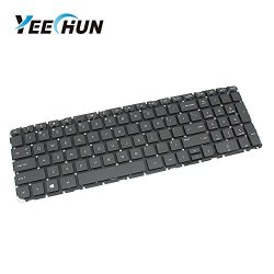 NEW Laptop US Keyboard with Frame For HP 15-f008cl 15-f009ca 15-f010dx 15-f010wm