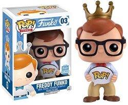 Funko Pop Vinyl Nerd Freddy 03 Shop Exclusive