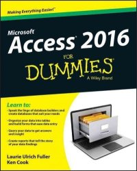 Access 2016 For Dummies Paperback