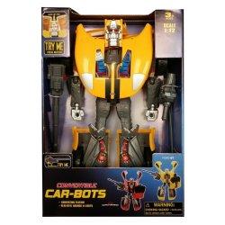 No Brand Transforming Car-bot