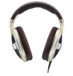 Sennheiser HD 599 High-end Over-ear Headphones Brown And Ivory