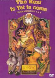 Kids 10 Commandments: Rest Is Yet To Come DVD