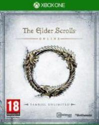 The Elder Scrolls Online: Tamriel Unlimited Xbox One Dvd-rom