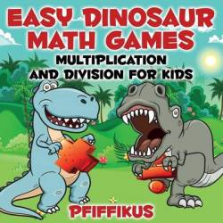 Easy Dinosaur Math Games-multiplication And Division For Kids