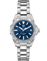Tag Heuer Aquaracer Lady 300M 32MM Blue Dial Women's Watch