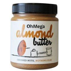 OhMega 1kg Almond Butter