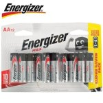 Energizer Energizer Max: Aa - 12 Pack Moq 12 E301638800