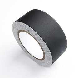 """U.S. SOLID Gaffers Tape- Professional Grade Gaffers Tape Easy To Rip Non-reflective And Water Resistant Tape For Securing Wires Or Preventing Drafts 2"""" X 30 Yards"""