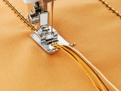 Brother Sewing Brother SA157 7MM Cording Foot 5 Hole
