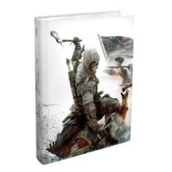 Assassin's Creed III Collector's Edition Strategy Guide Hardcover Best Buy Exclusive Edition