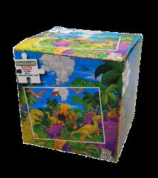 DINOSAUR 45 Piece Puzzle