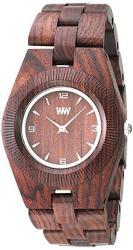 Wewood Odyssey Brown Miyota Movement Watch