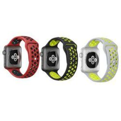 Killerdeals Silicone Strap For 38MM Apple Watch - 3 For 2 COMBOXA0