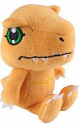 Original Minis Plush Digimon MINI Plush Toy : Agumon