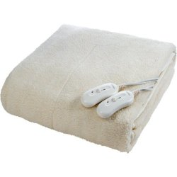 Safeway Double Fitted Electric Underblanket
