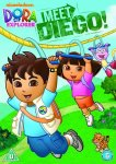 Dora The Explorer - Meet Diego DVD