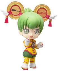 """Bandai Tamashii Nations Dragon Kid """"tiger And Bunny"""" - Chibi-arts"""