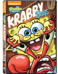 Spongebob Squarepants: Krabby Days Dvd