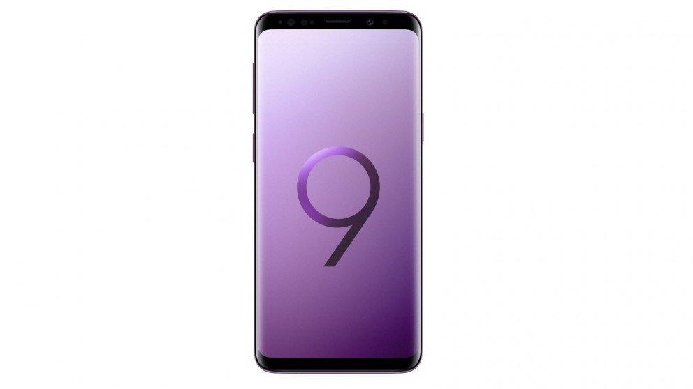 Samsung Galaxy S9 64GB Single Sim in Lilac Purple