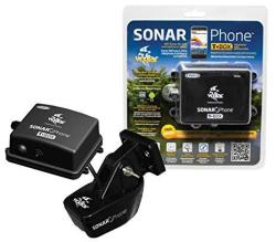 Vexilar SP200 T-box Smartphone Fish Finder Black