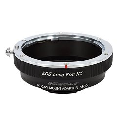 HeavenSense FD-EOS Adapter Ring Lens Mount for Canon FD Lens to Fit for EOS Mount Lenses