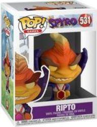 Funko Pop Games: Spyro - Ripto Vinyl Figurine