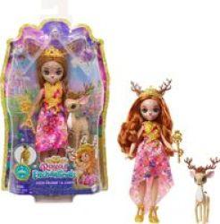 Royal Queen Daviana & Grassy Doll