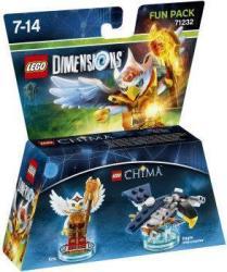 Warner Bros Lego Dimensions Fun Pack - Chima - Eris