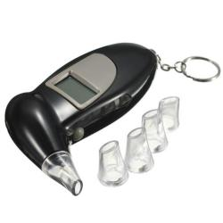 Digital Breath Alcohol Tester Breathalyzer