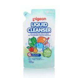 Pigeon 6601 Liquid Cleanser 650ML Refill