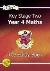 Ks2 Maths Targeted Study Book - Year 4