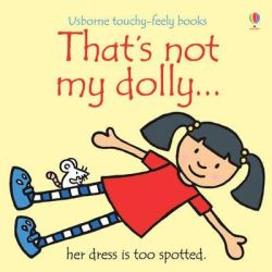 That's Not My Dolly Board Book New Edition